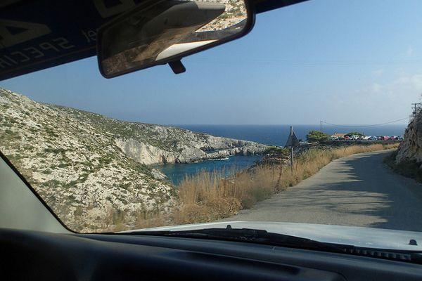 Transport na wyspie Zakynthos