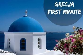 Grecja First Minute