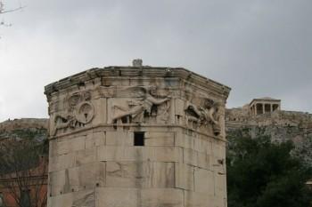 Nowa-stara atrakcja w Atenach – Wieża Wiatrów
