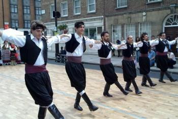 Grecka muzyka i taniec tradycyjny