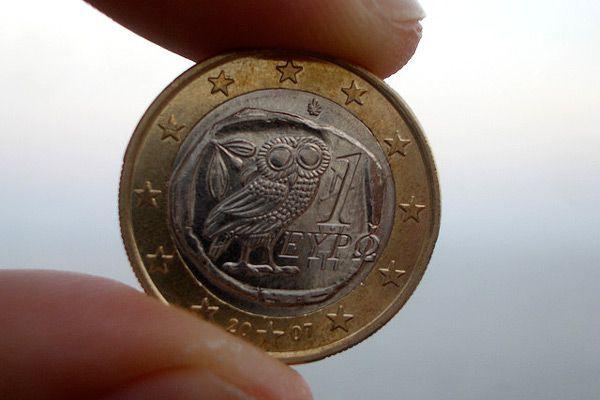 Waluta Grecji