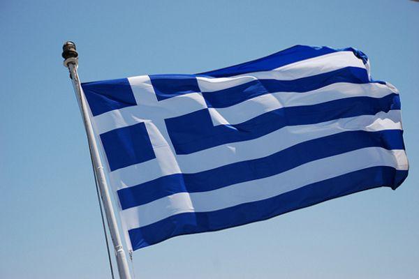 Flaga, godło i hymn Grecji