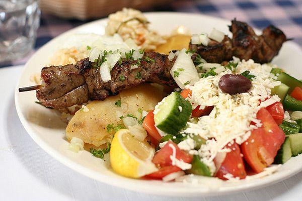 Jedzenie W Grecji Czym Charakteryzuje Sie Kuchnia Grecka