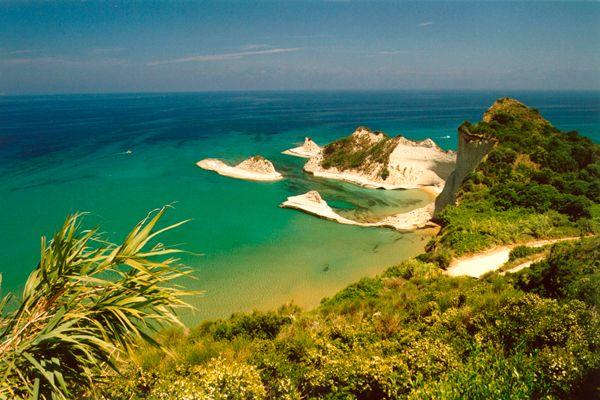 Korfu – wyspa pełna zieleni