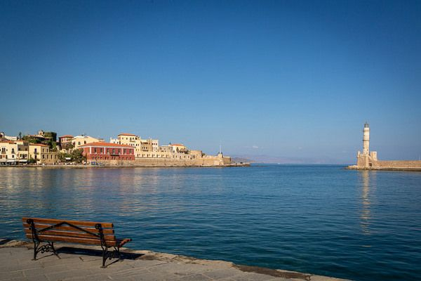 Chania – dawna stolica Krety