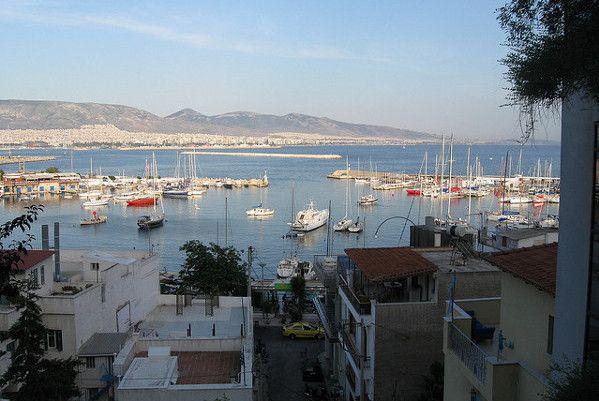 Słynny Pireus był kiedyś wyspą